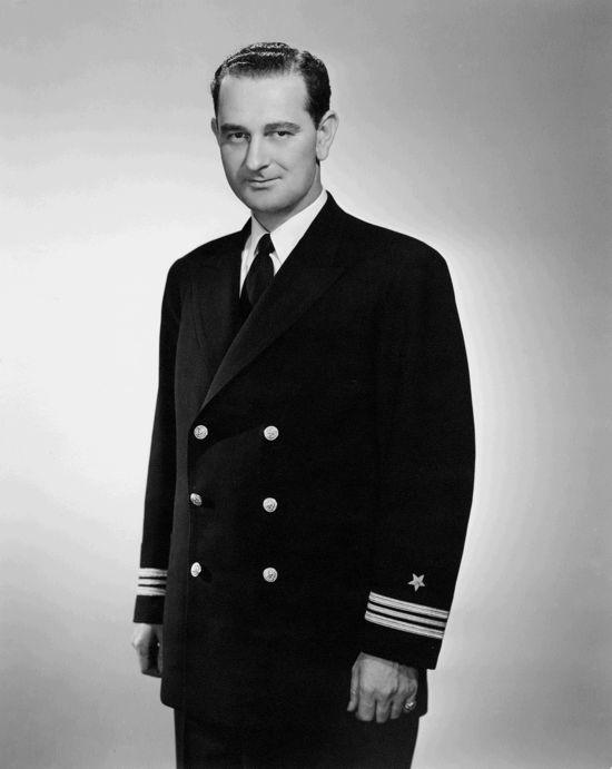 Lyndon B Johnson Young