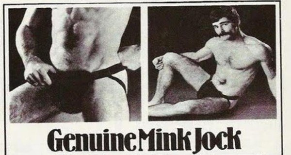 f7206b91d8a Vintage Men s Underwear Ads That Are Somehow Real