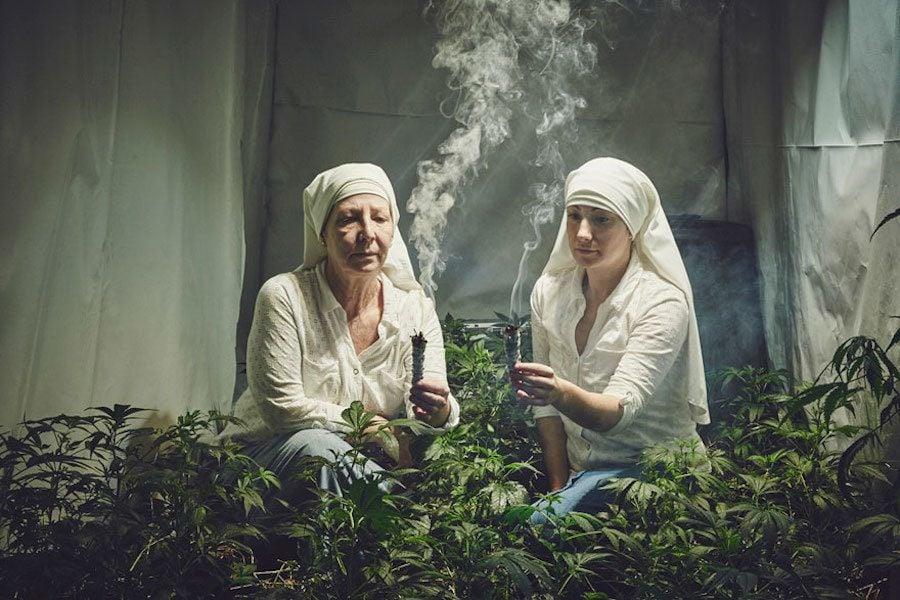 nuns-grow-marjuana