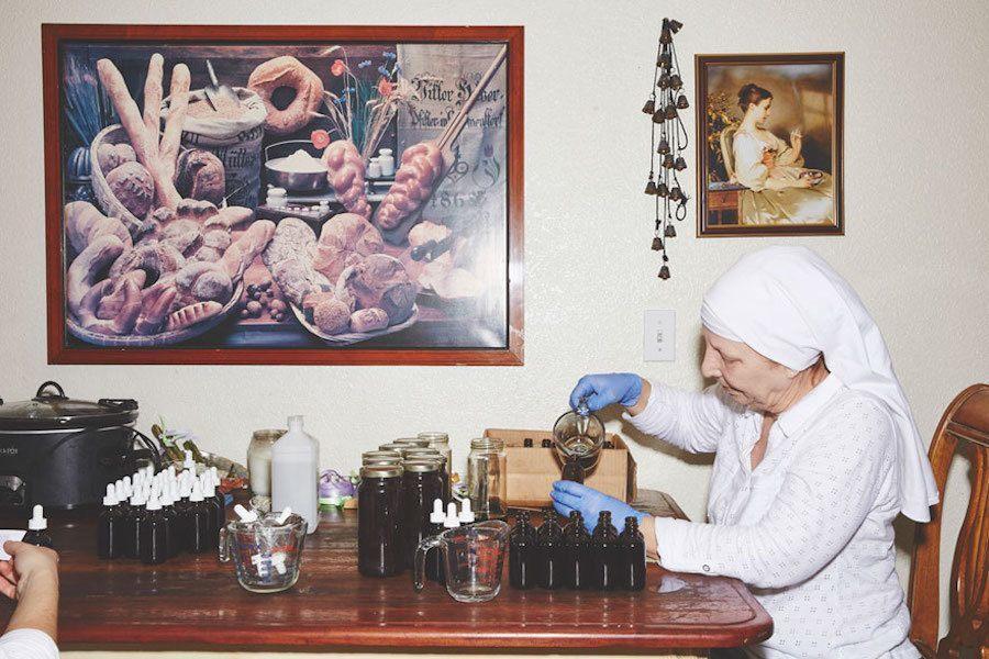 nuns-weed