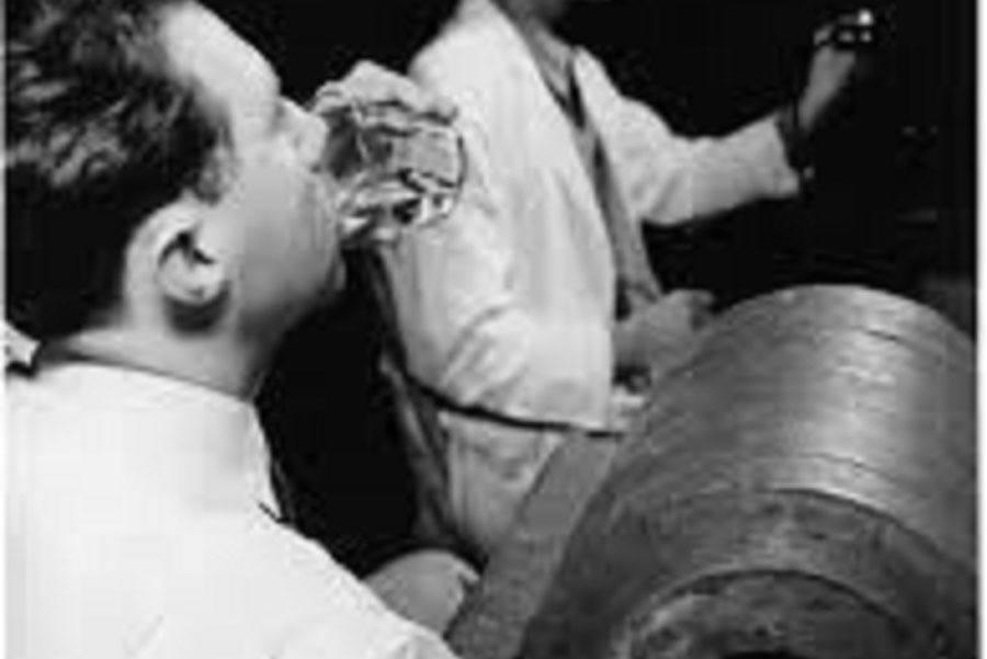 Plutonium Hamilton Drinking Plutonium