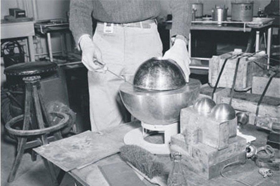 Plutonium Plutonium Core