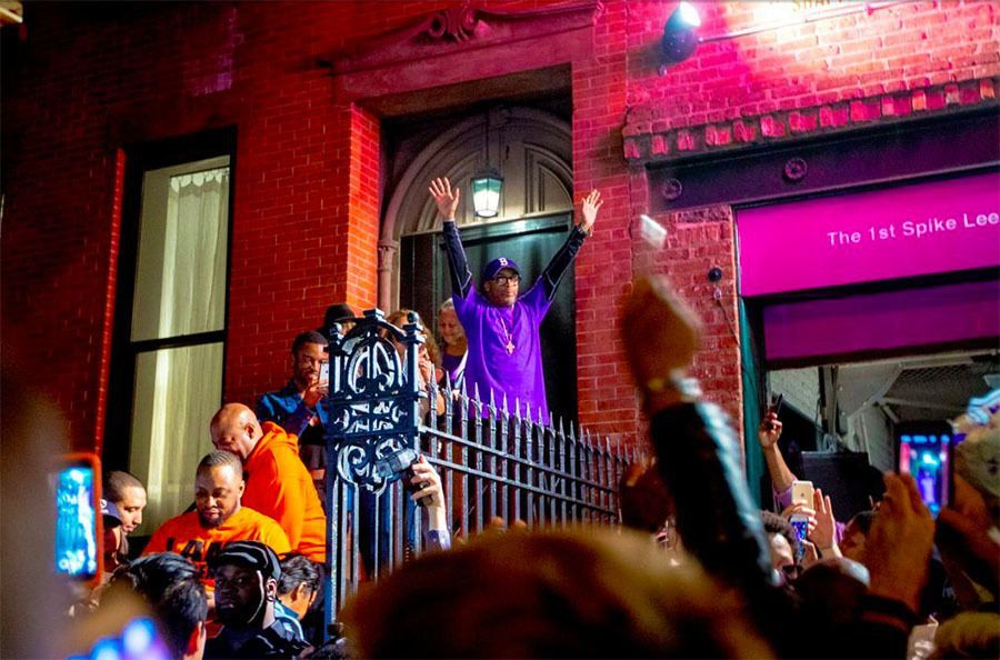 Prince Party Spike Lee