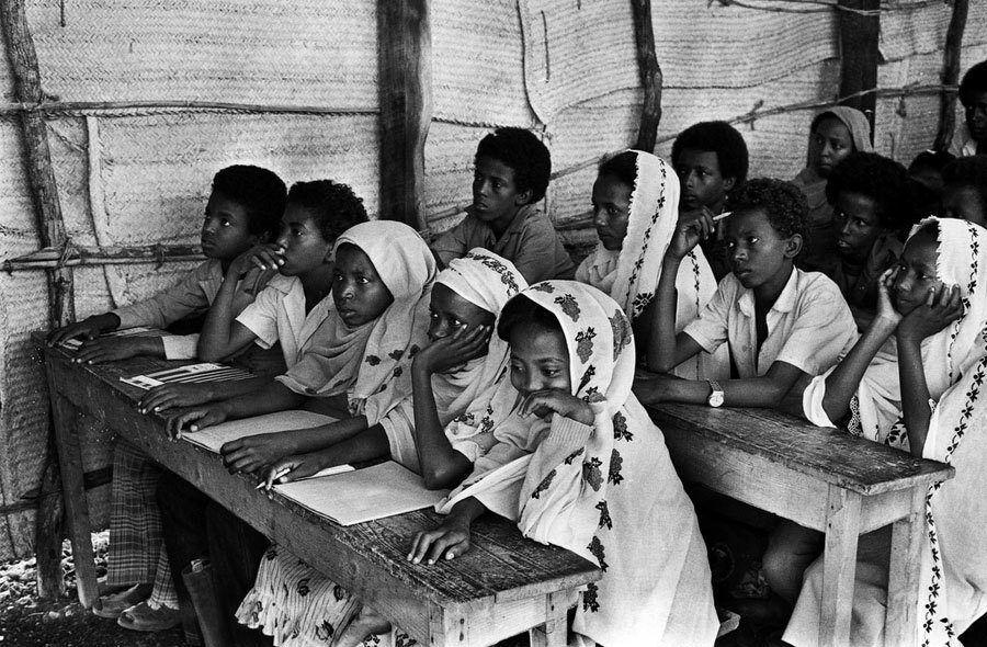 Refugee Classroom