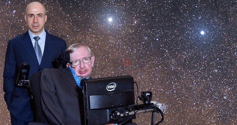 Stephen Hawking Aliens
