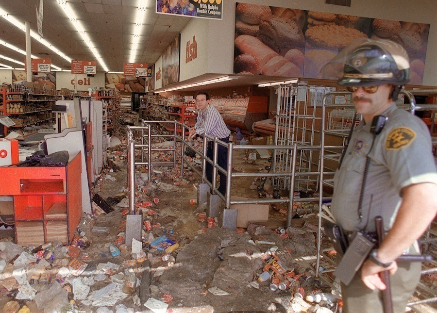 Store Damage