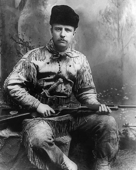 Teddy Roosevelt Young