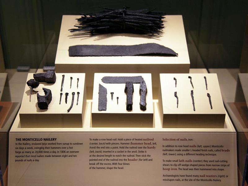 Thomas Jefferson Nail Kit