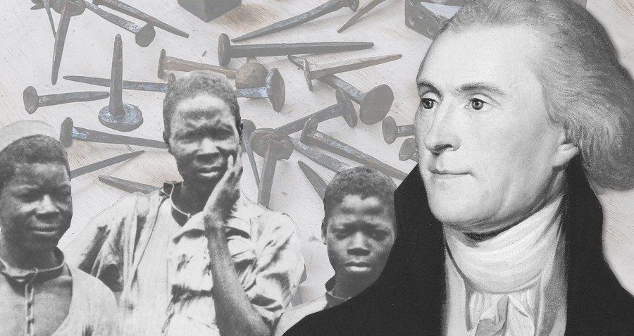 """essay on thomas jefferson and slavery Step and wrote thomas jefferson about his negative feelings on the issue of slavery in which he implemented several religious appeals, repetition, and an array of emotional diction"""" the second."""