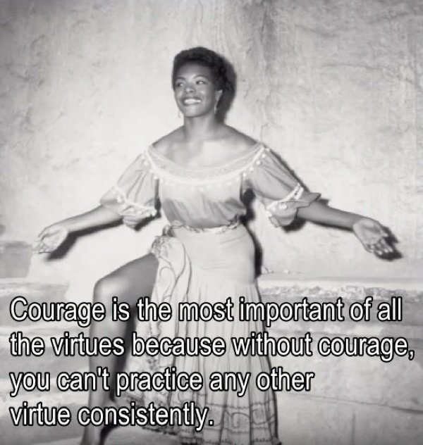 Virtue Courage
