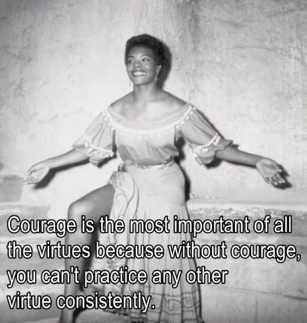 virtue and courage The purpose of this article is twofold: to demystify the ancient concept of courage,  making it more palpable for the modern reader, and to.