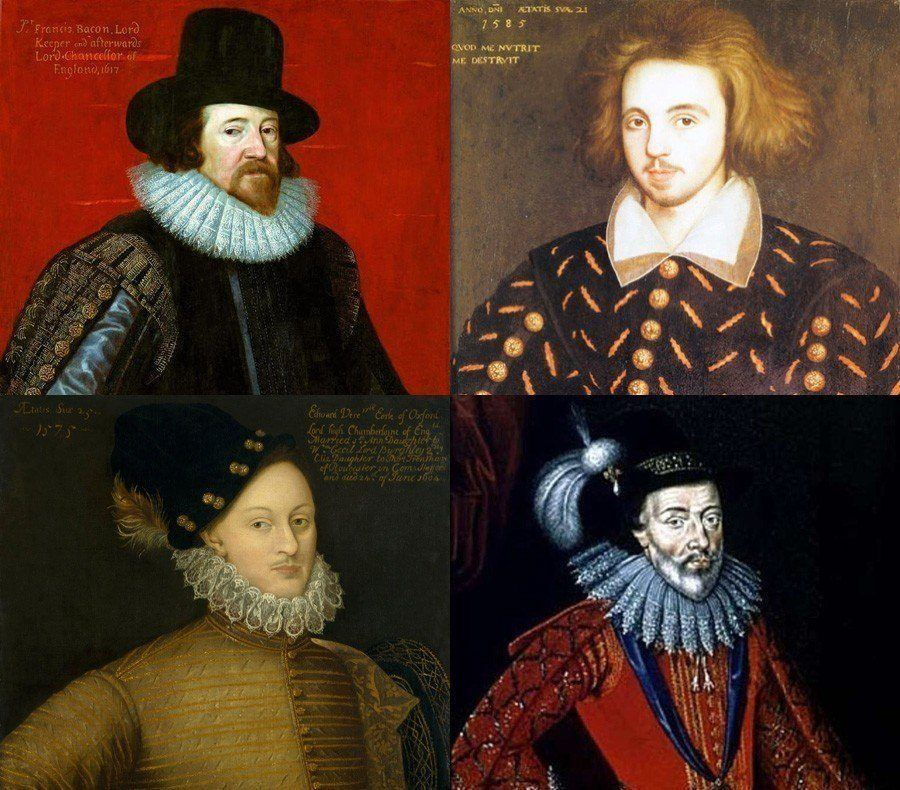 who was the real author of shakespeares plays?