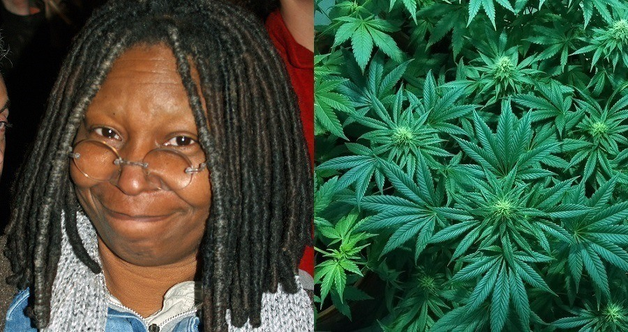 Whoopi Goldberg Marijuana