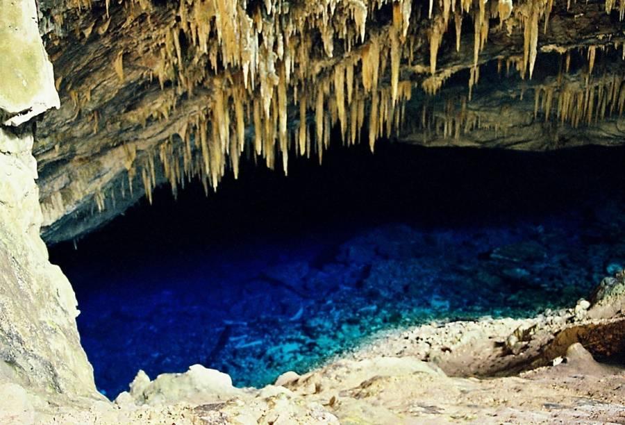 Worlds Unique Caves Blue