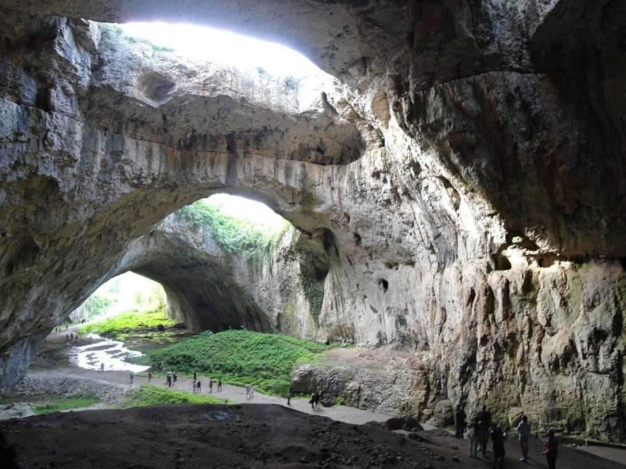Worlds Unique Caves Devetashka