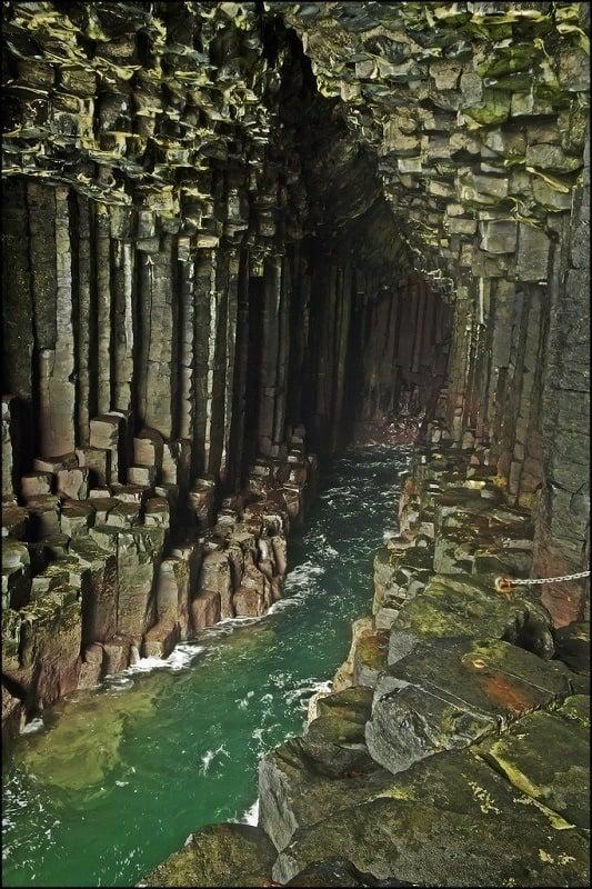 Worlds Unique Caves Fingal