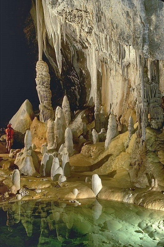 Worlds Unique Caves Lechuguilla
