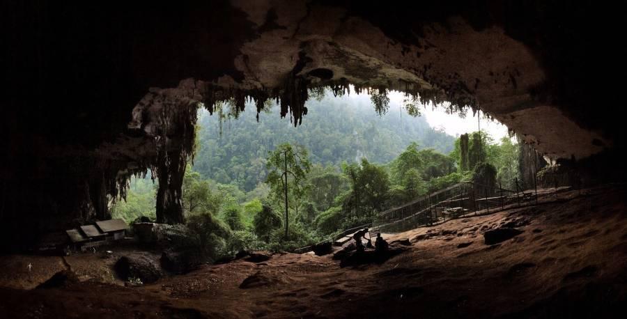 Worlds Unique Caves Niah