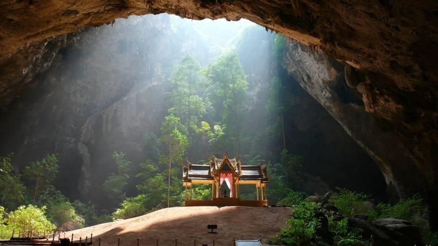 Worlds Unique Caves Phraya