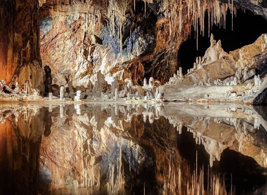 Worlds Unique Caves Saalfelder