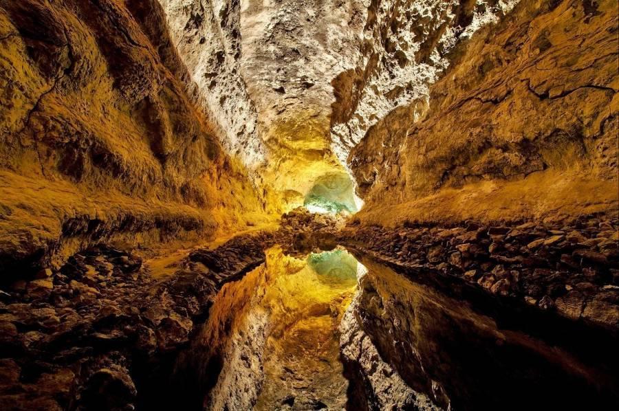 Worlds Unique Caves Verdes