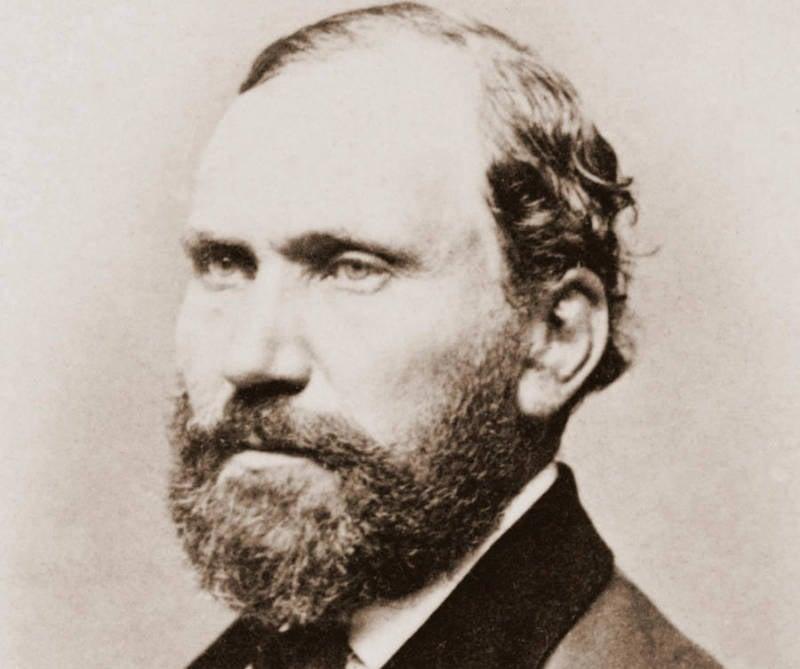 Allan Pinkerton Portrait
