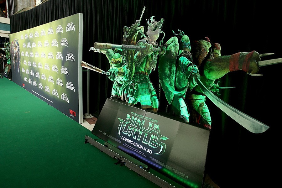 """""""Teenage Mutant Ninja Turtles"""" Sydney Special Event Screening"""