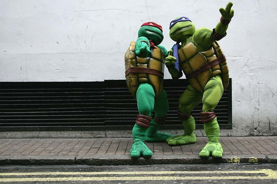 Teenage Mutant Ninja Turtles   Photocall