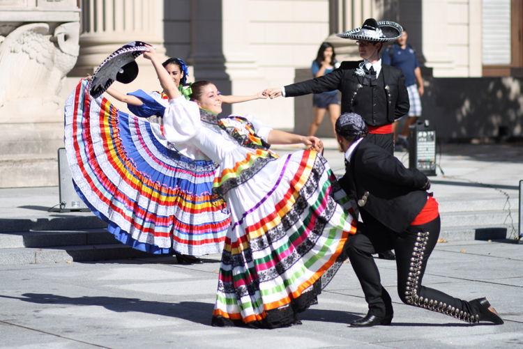 Baile Folklorico Mexico