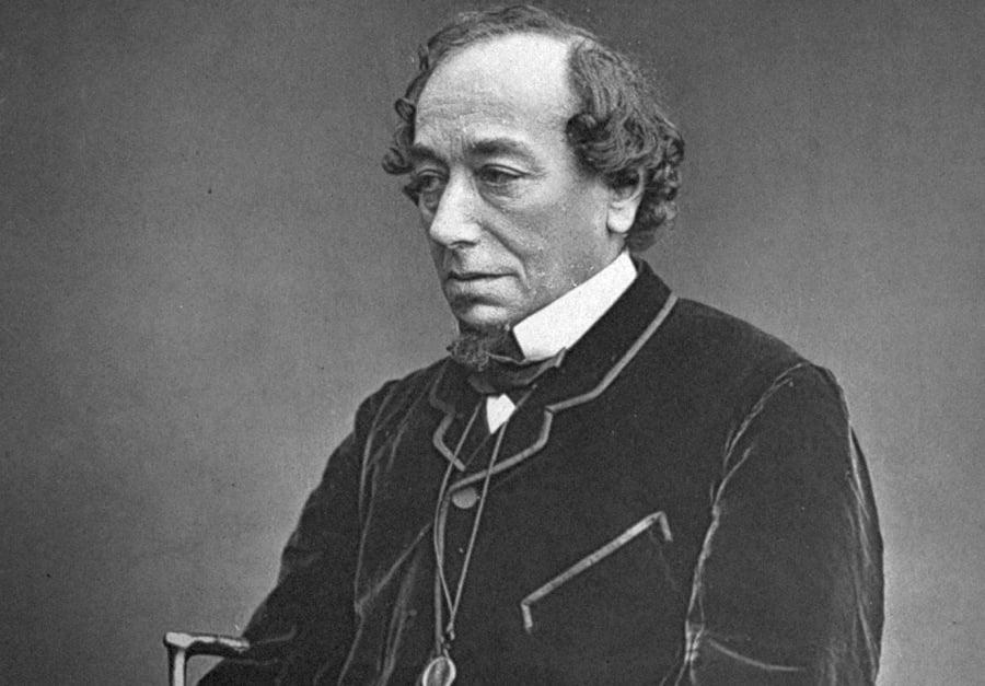 Benjamin Disraeli Cane