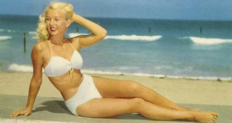 49fdf3ccfb9 Bikini History: 23 Photos Of Women's Swimwear Over Time