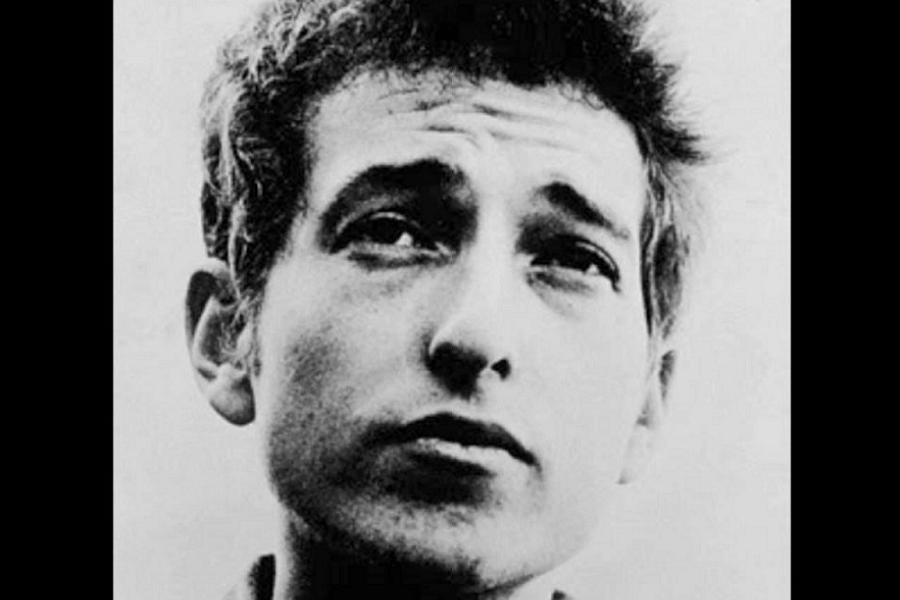 Bob Dylan Gallery Portrait