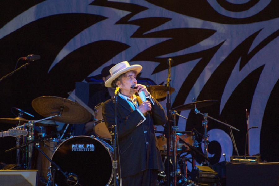 Bob Dylan London Tour