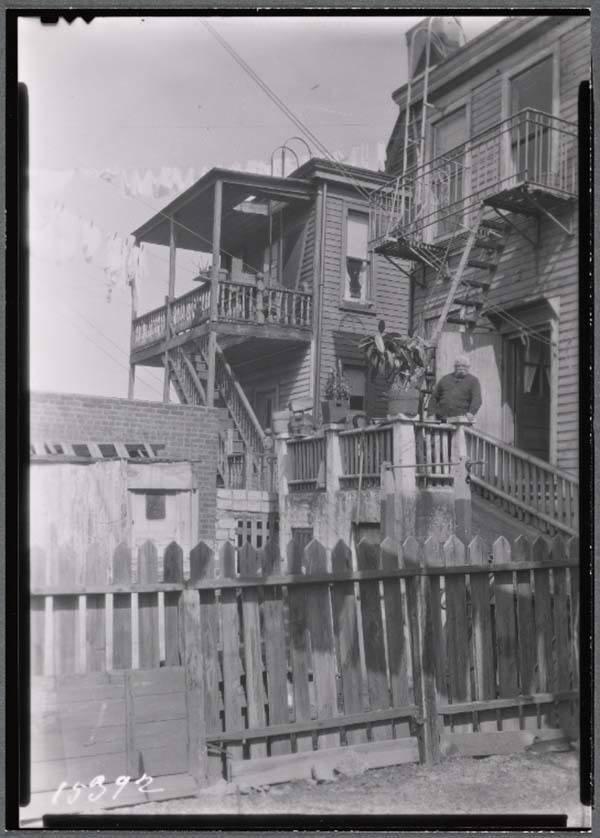 Bronx Tenement Building