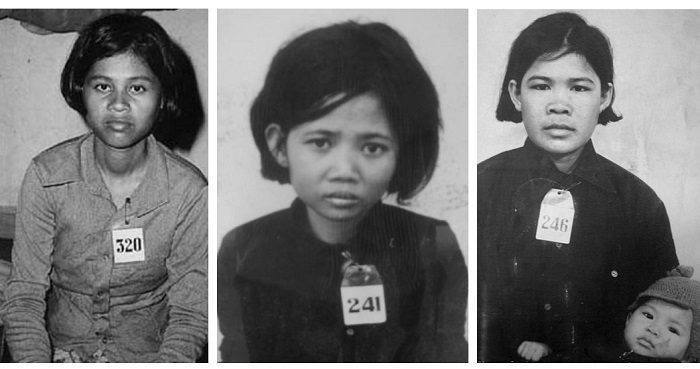 The Cambodian Genocide: 26 Haunting Portraits Of Prisoners