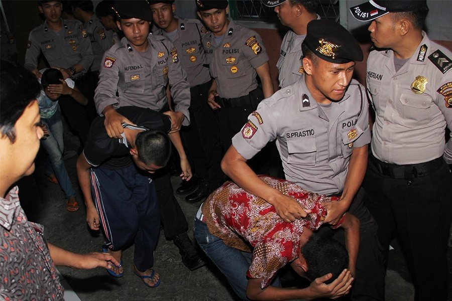 Chemical Castration Indonesia Pedophiles