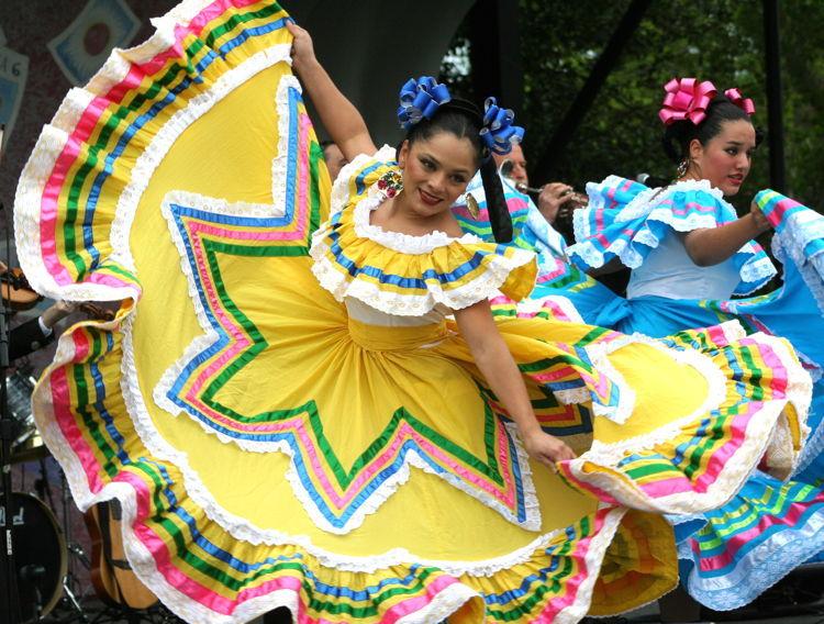 Cinco De Mayo Facts Folklorico