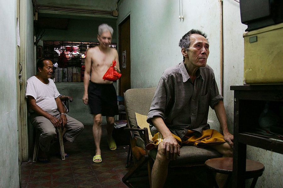 Life In Hong Kong's Cage Homes