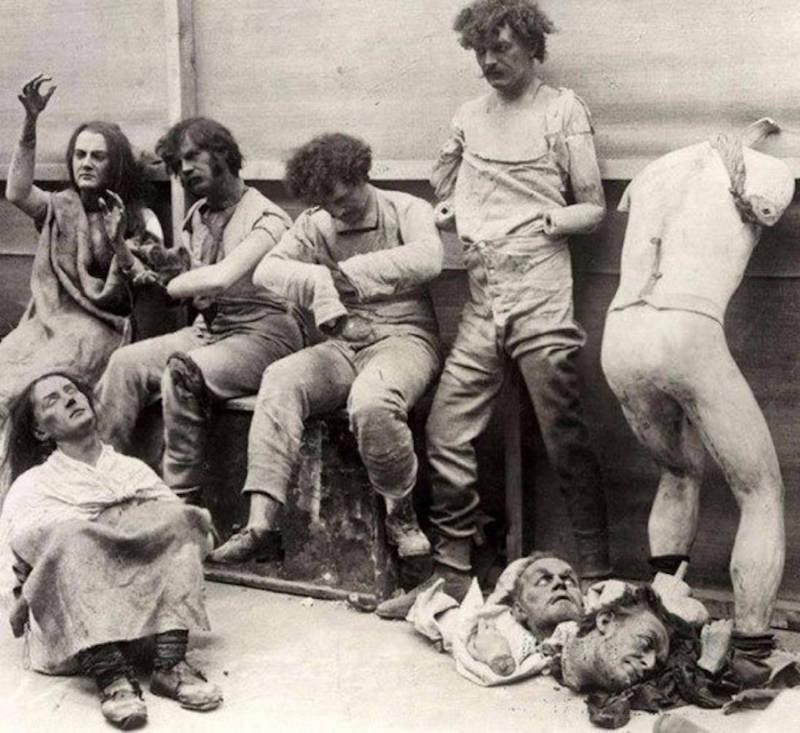 Creepy Vintage Photos Men