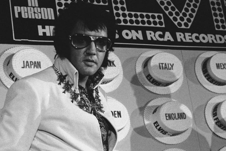 Celebrity Deaths Elvis