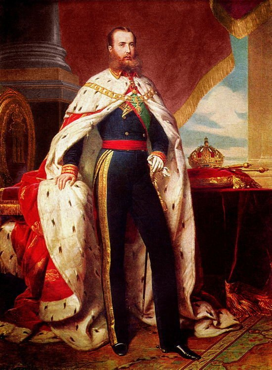 Emperador Maximillian Mexico