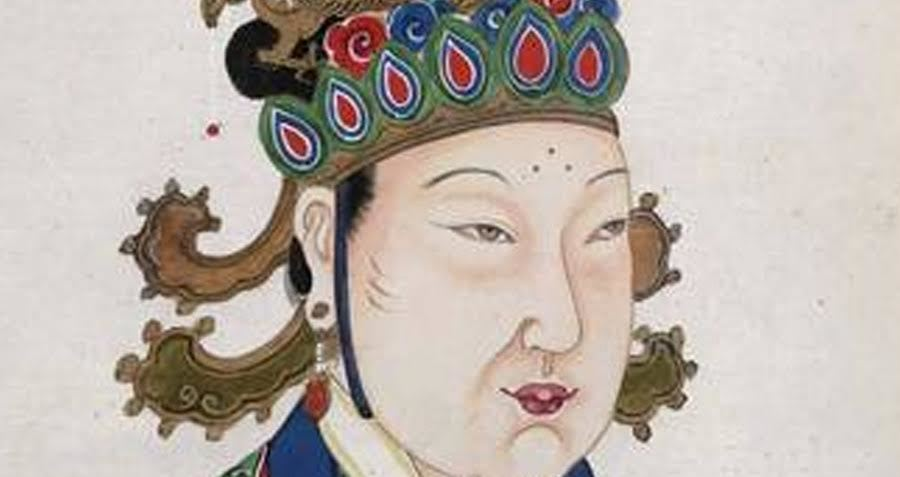 Image result for Empress Wu Zetian