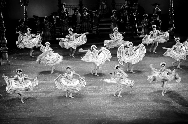 Folklorico Dancers Mexico