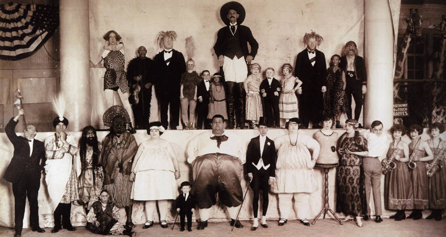 "The Sad Stories Of The Ringling Brothers' ""Freak Show"" Acts"