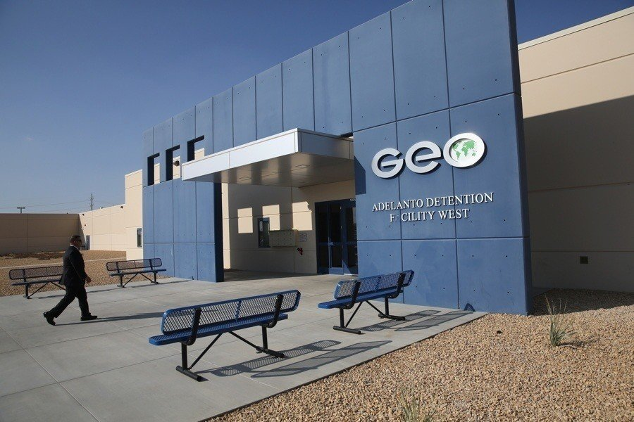 Geo Group Detention Facility