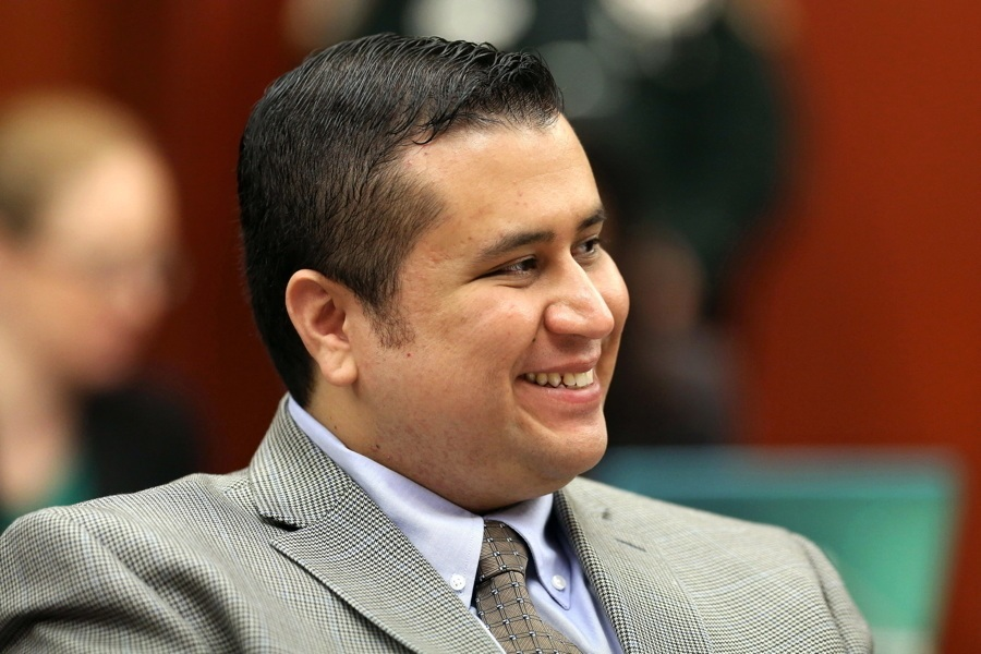George Zimmerman Gun Auction