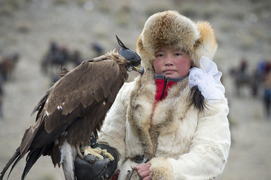 golden eagle girls The golden eagle: beautiful and fierce and used for hunting in mongolia tony hisgett/magnus manske/wikipedia ashol-pan lives in the altai mountains of western mongolia a member of the.