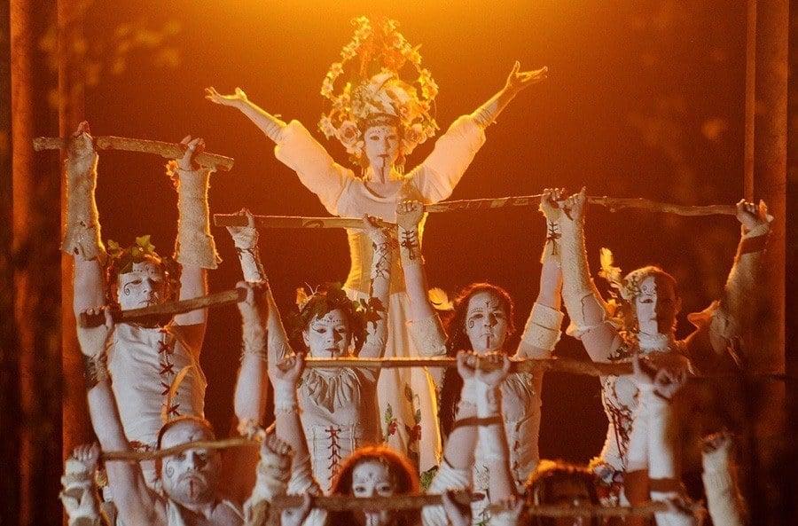 Goddess Beltane Fire Festival