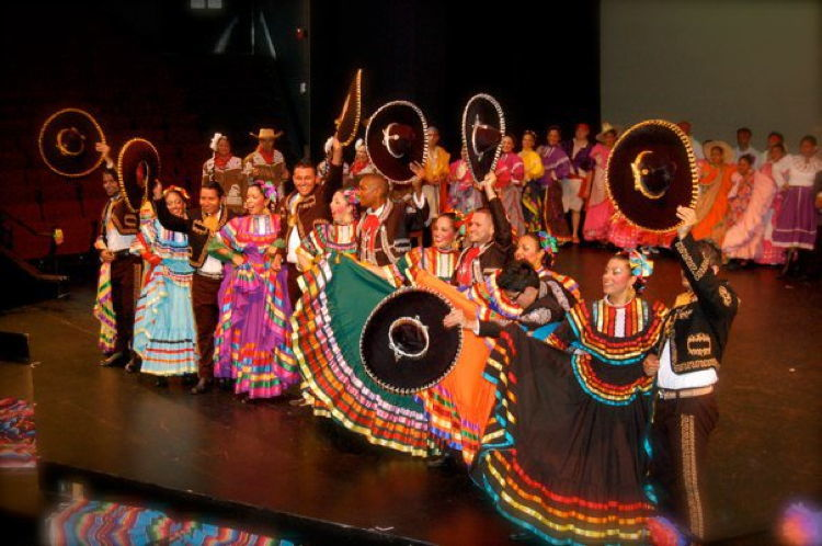 Group Folklorico Performance