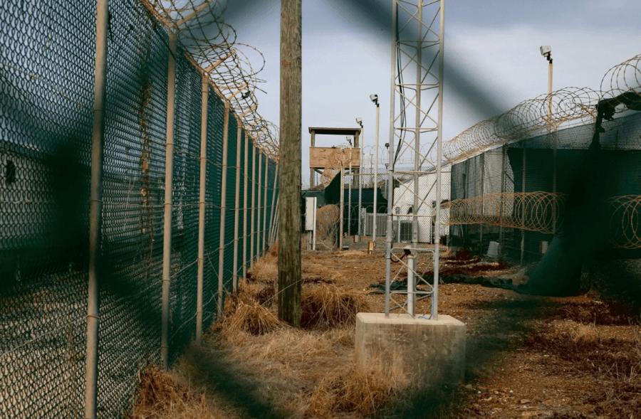 Guantanamo Fence